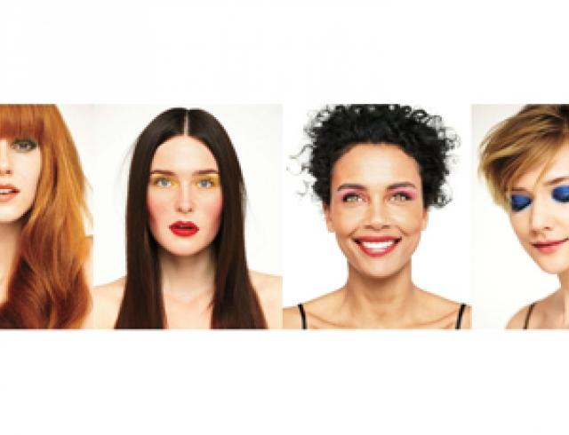 Яркий макияж мастер класс с фото #1