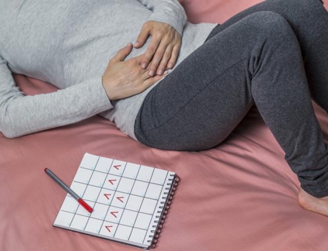 Оргазм и менструальные боли