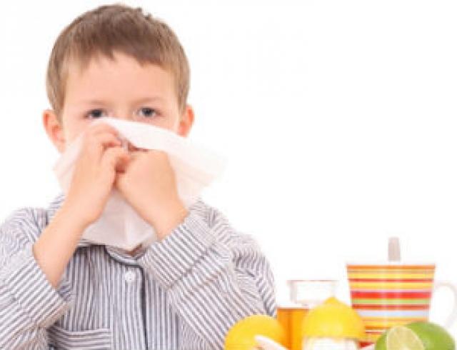 Кашель у ребенка без температуры и насморк 4 месяца