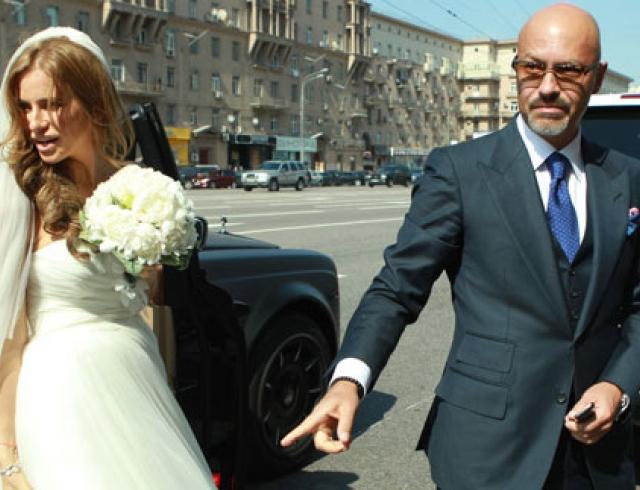Фото со свадьбы сына бондарчука федора