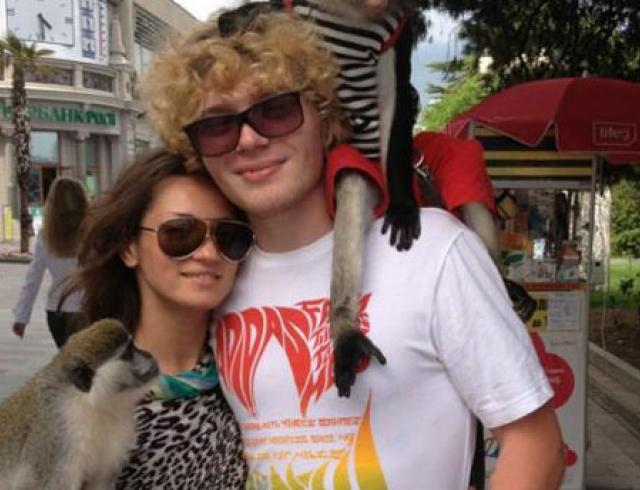 25-летний Александр Кривошапко стал отцом