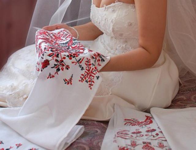 "Свадебные рушники от интернет-магазина ""Патриотика"" 28386_0"