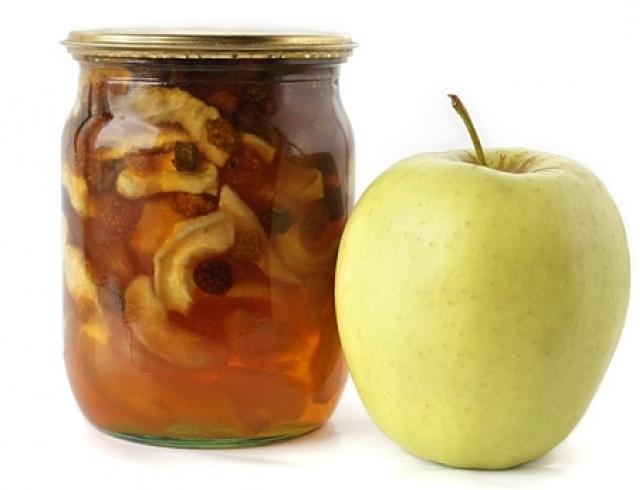 Готовим в духовке яблочный мармелад