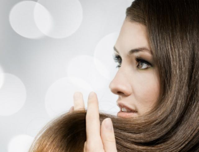 Оттенить седые волосы народными средствами