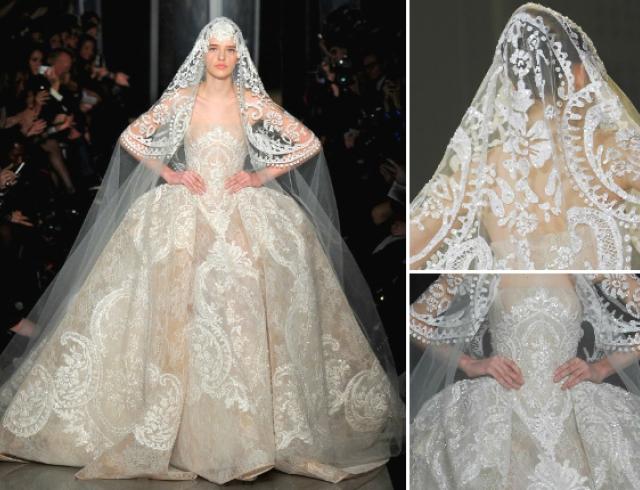 Elie saab-свадебные платья