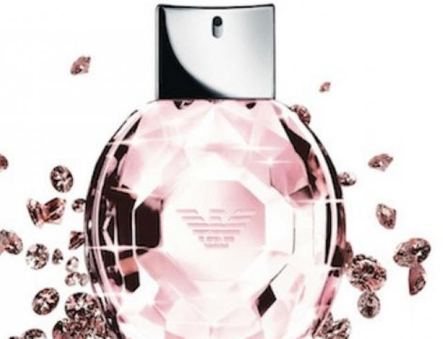 Armani представит новый аромат Emporio Armani Diamonds Rose