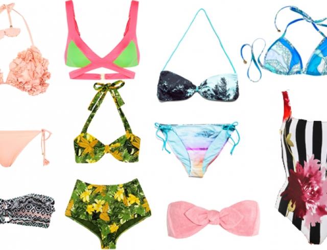 Модные купальники лето 2013