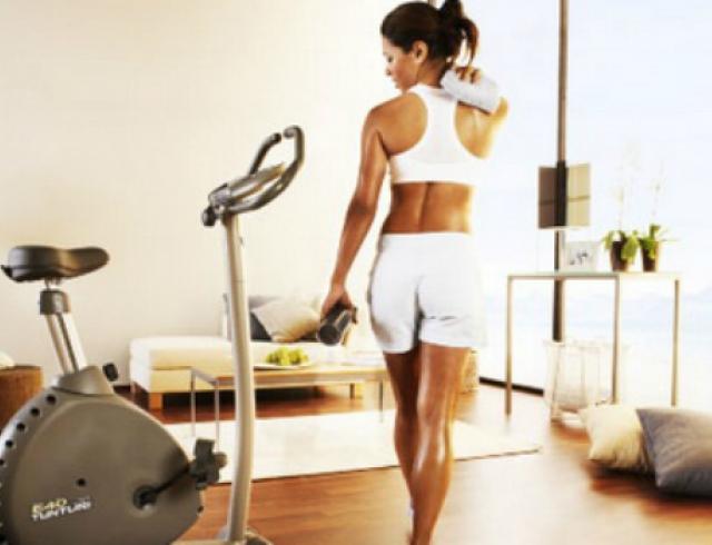 как похудеть занимаясь спортом в домашних условиях