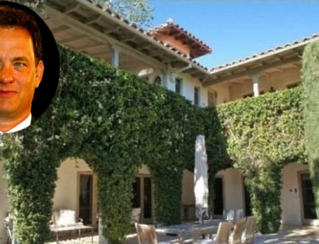 Том Хэнкс продает дом стоимостью $5 млн