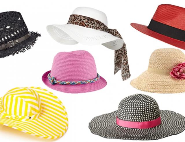 Модные пляжные шляпы 2013  что, где, почем 3fc7d15d2b9