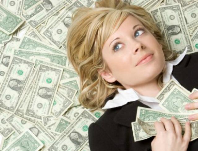 как притянуть к себе богатство и удачу