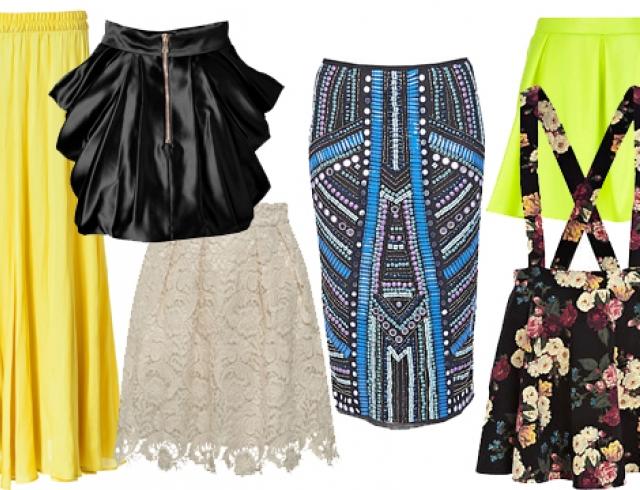 Модные Юбки Доставка