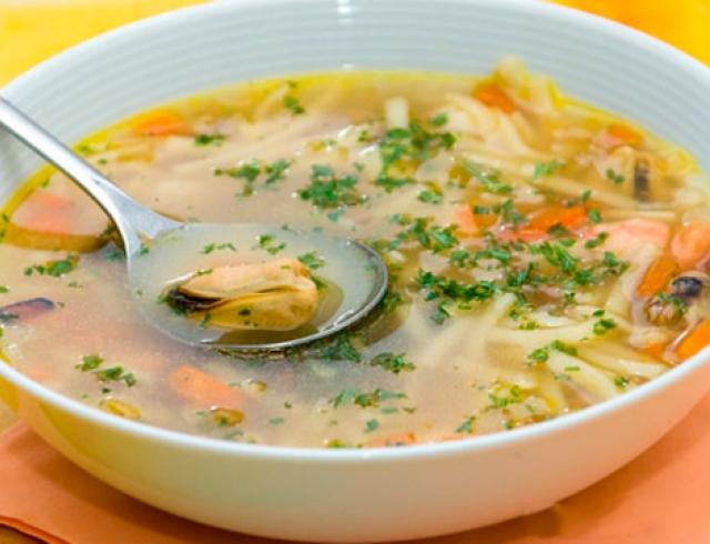 Супы рецепты лучшие