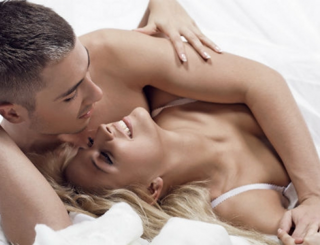 Секс с новым мужчиной в первый раз