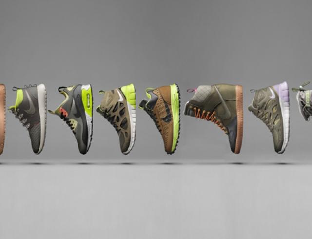 56679d30 Бренд Nike представил коллекцию зимних кроссовок