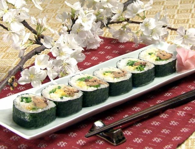 как приготовить суши или роллы из овощей для начинающих