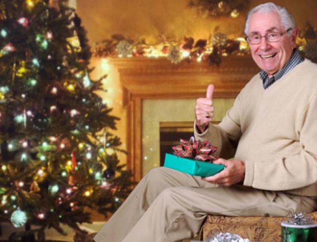 Что можно подарить родителям на новый год видео