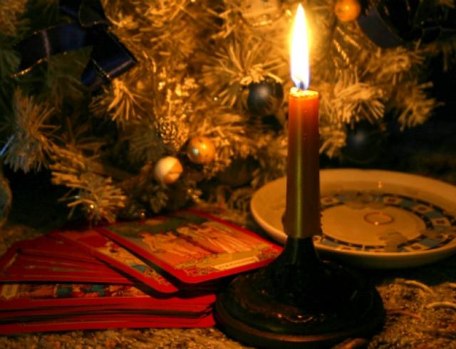 Как гадать перед Рождеством