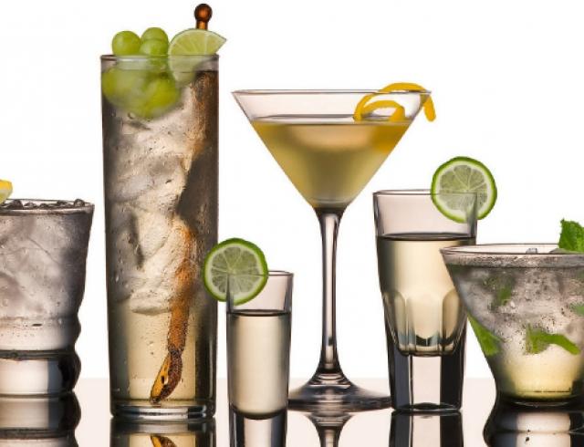 рецепты коктейлей из водки