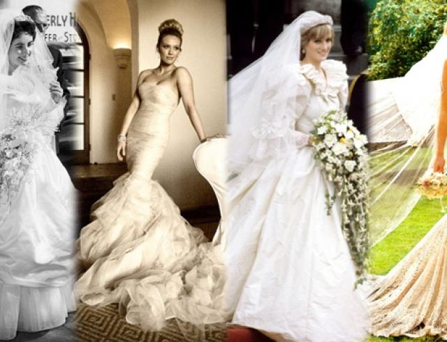 fec452d4b09 Самые красивые свадебные платья знаменитостей