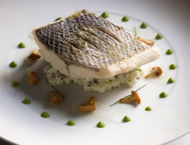 приготовление горячих блюд из рыбы