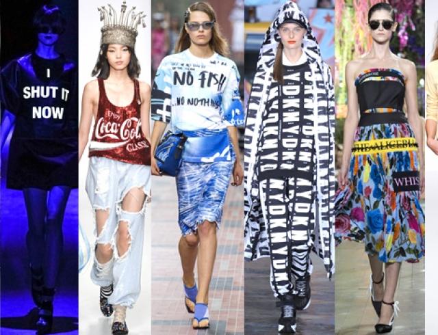 Тренд сезона весна-лето 2014: надписи и слоганы на одежде - photo#5