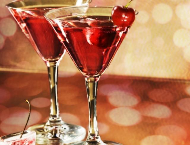 как приготовить коктейль пьяная вишня