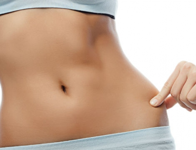 убрать жир живота крем