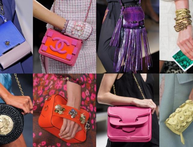 c4d0199f2654 Модные сумки сезона весна-лето 2014