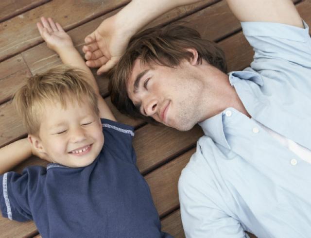 знакомство ребенка и отчима