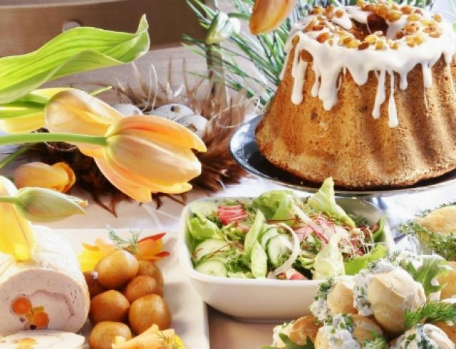 Оригинальные закуски на пасхальный стол фото