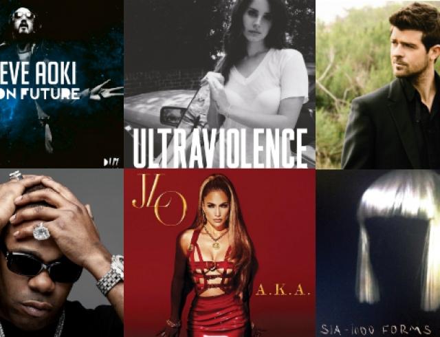 музыкальные новинки 2014 слушать скачать