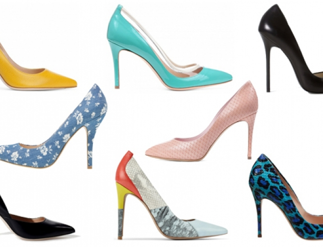 Туфли-лодочки  где купить и с чем носить этим летом d82480f12854b