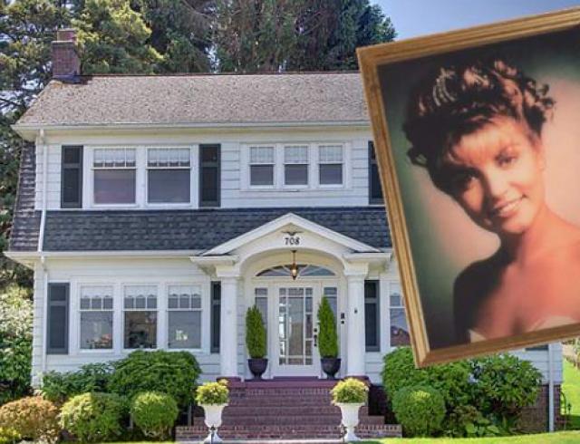 Дом Лоры Палмер из сериала Твин Пикс выставлен на продажу