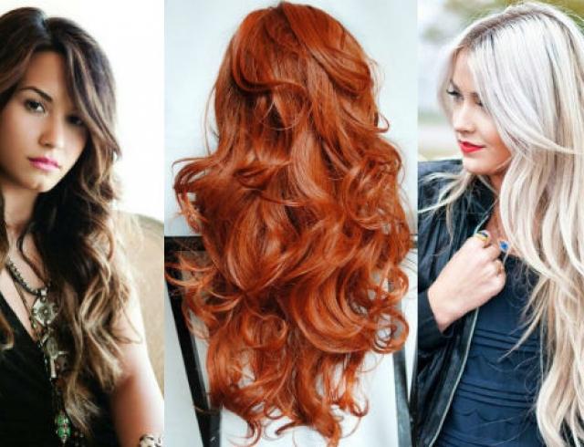 Идеи стрижек на длинные волосы