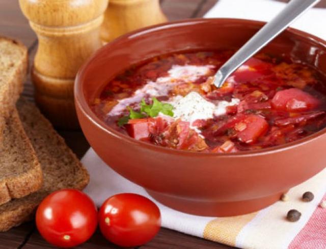 Пошаговый рецепт теплого салата