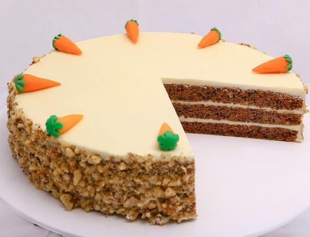 Рецепт морковного пирога от глинской 9