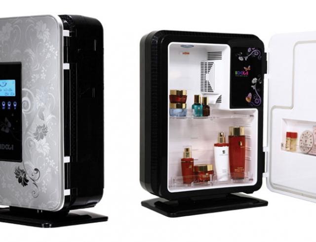 Холодильник хранения косметики