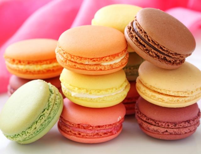 Five the кексы мараконы Как приготовить француские are