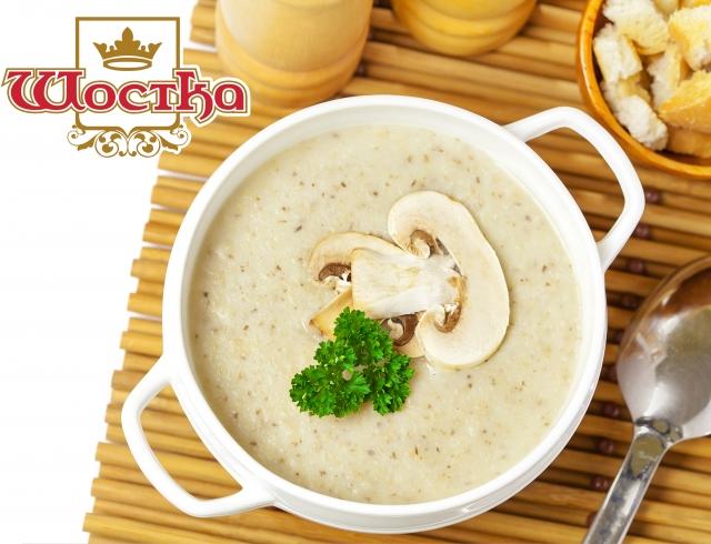 простой рецепт крем супа из грибов