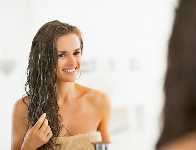 Пилинг в домашних условиях для волос