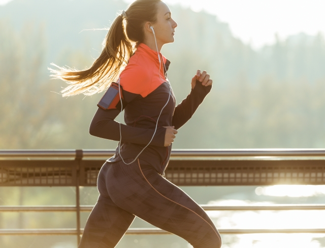 как правильно бегать чтобы похудеть девушке видео