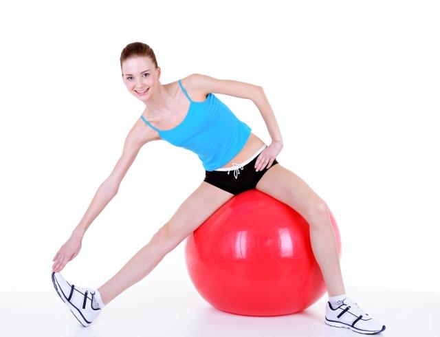 Фитнес на фитболе для похудения