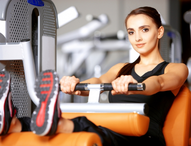 программа похудения в фитнес зале для мужчин