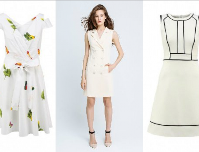 Летние платья 2017 для офиса