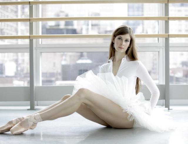 Секс балерины тренируются