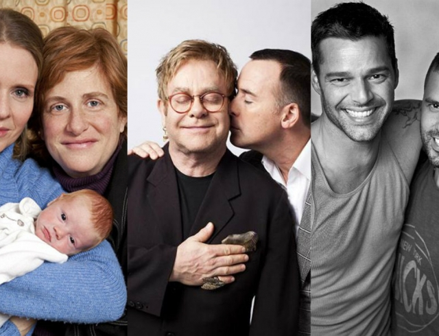 фото стильных геев