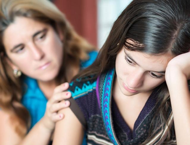 Откровенный разговор мамы с дочерью видео