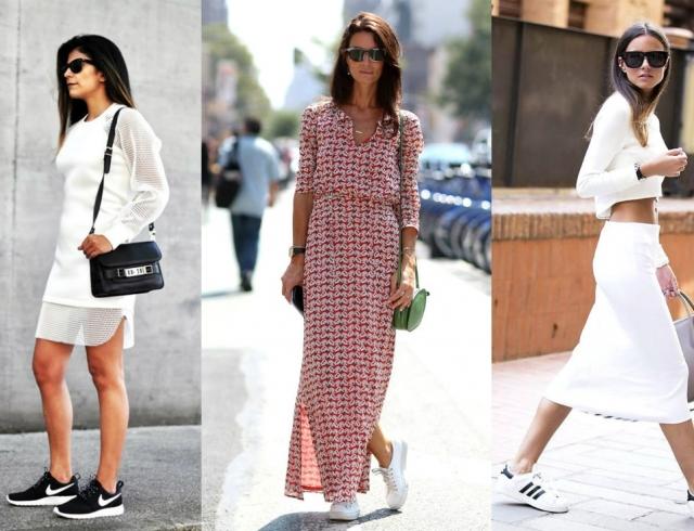 Модные длинные юбки 20172018 фасоны тенденции модели фото