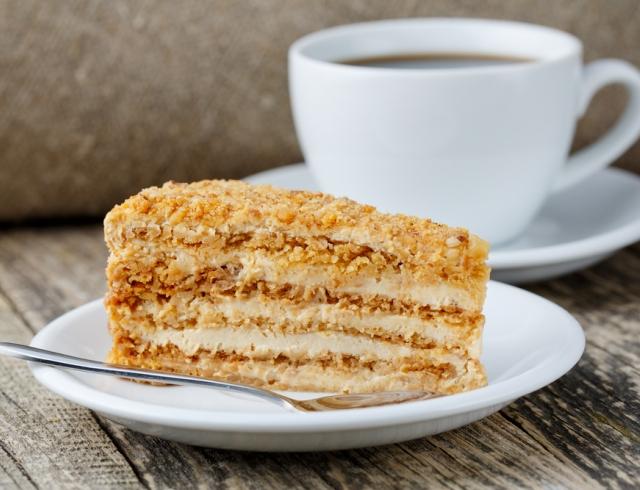 самый лучший рецепт торта медовик